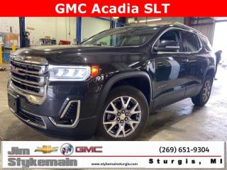 2020 GMC Acadia SLT