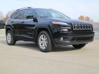 2018 Jeep Cherokee Latitude