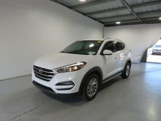 2018 Hyundai Tucson SEL