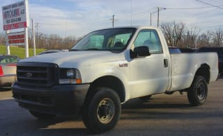 2004 Ford F-250 Super Duty XL