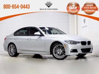 2015 BMW 3 Series 335i xDrive