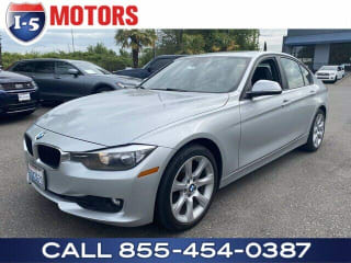 2013 BMW 3 Series 320i xDrive