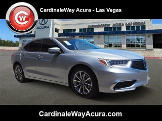 2020 Acura TLX w/Tech