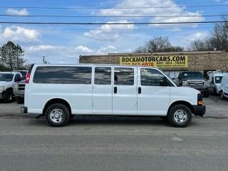 2008 Chevrolet Express Passenger LS 3500