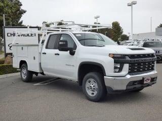 2020 Chevrolet Silverado 2500 Work Truck