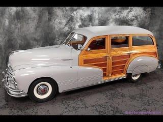 1947 Pontiac Streamliner Deluxe 8 Woody Station Wagon
