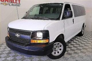2009 Chevrolet Express Passenger LS 1500