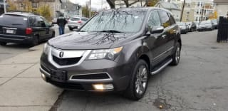 2010 Acura MDX SH-AWD w/Advance w/RES