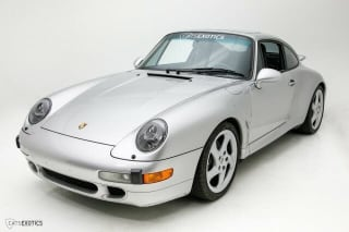 1998 Porsche 911 Carrera 4S