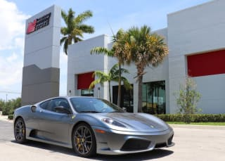 2008 Ferrari 430 Scuderia Base
