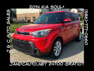 2014 Kia Soul