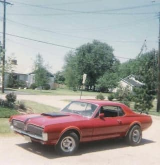 1967 Mercury Cougar Eliminator