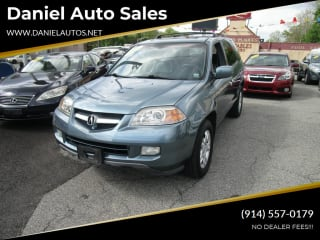 2006 Acura MDX Touring w/Navi w/RES