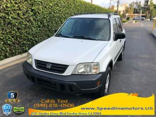 2001 Honda CR-V LX