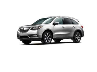 2014 Acura MDX SH-AWD w/Advance w/RES