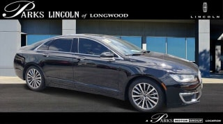 2018 Lincoln MKZ Select
