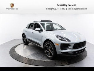 2019 Porsche Macan Base