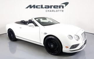 2017 Bentley Continental GTC V8 GT V8