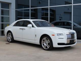 2016 Rolls-Royce Ghost Series II Base