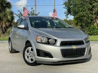 2016 Chevrolet Sonic LS Auto