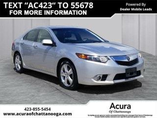 2013 Acura TSX w/Tech
