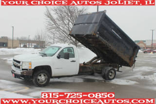 2008 Chevrolet Silverado 3500HD Work Truck