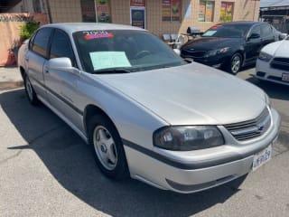 2000 Chevrolet Impala LS