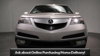 2013 Acura MDX SH-AWD w/Advance w/RES