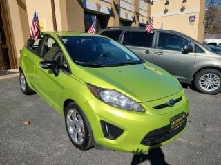 2013 Ford Fiesta Titanium