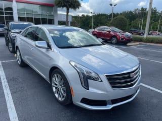 2018 Cadillac XTS Standard