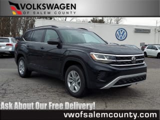 2021 Volkswagen Atlas 2.0T S 4Motion
