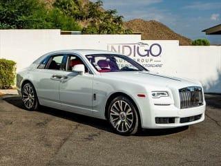 2019 Rolls-Royce Ghost Base