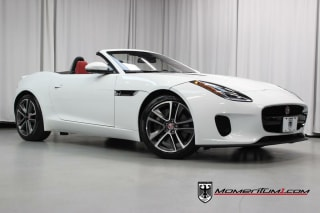 2018 Jaguar F-TYPE 340HP