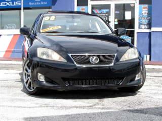 2008 Lexus IS 350