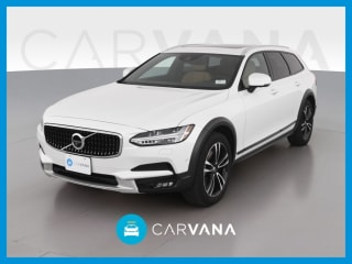 2018 Volvo V90 Cross Country T5