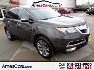 2011 Acura MDX SH-AWD w/Advance w/RES