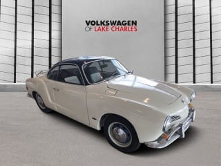1968 Volkswagen Karmann Ghia Coupe