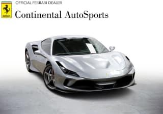 2020 Ferrari F8 Tributo Base