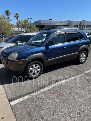 2005 Hyundai Tucson GLS