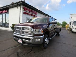 2018 Ram Chassis 3500 Laramie