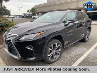 2018 Lexus RX 450hL