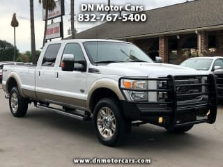 2011 Ford F-350 Super Duty King Ranch