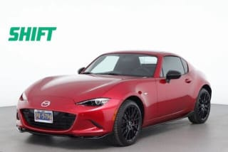 2017 Mazda MX-5 Miata RF Club