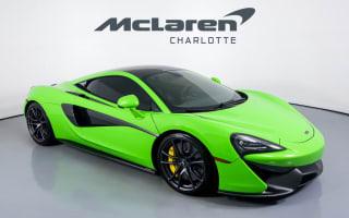 2019 McLaren 570S Base