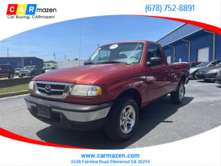 2001 Mazda B-Series Pickup B3000 SE