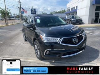 2019 Acura MDX SH-AWD w/Advance