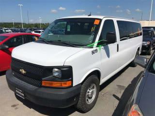 2014 Chevrolet Express Passenger LS 3500