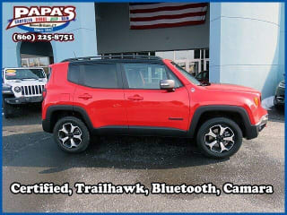 2020 Jeep Renegade Trailhawk