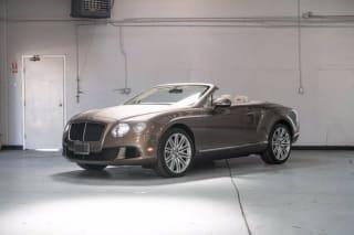 2014 Bentley Continental GT Speed GT Speed