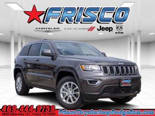 2021 Jeep Cherokee Laredo E